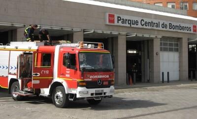 teléfono atención al cliente bomberos madrid