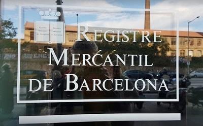 registro mercantil barcelona teléfono gratuito